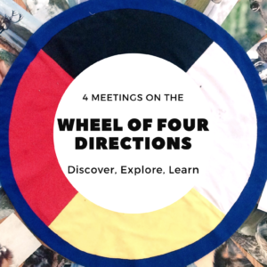 Introduction to the Wheel of Four Directions catchup, with Aleksandra Shymina
